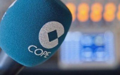 Entrevista en Radio COPE