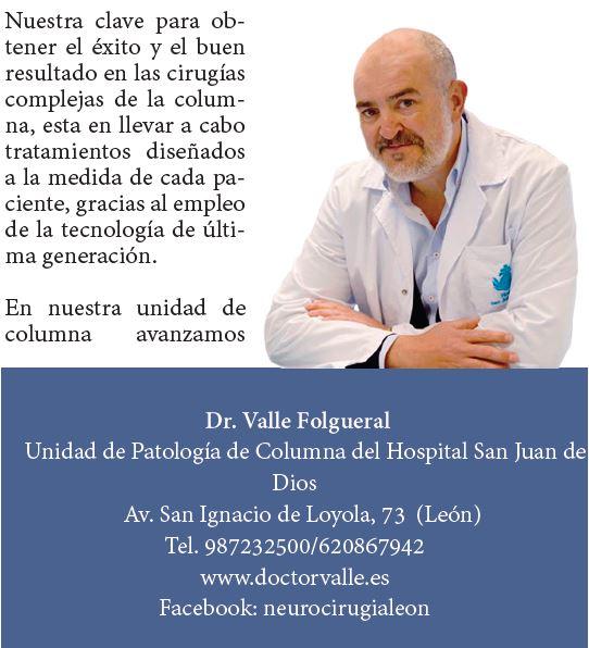 El futuro de la cirugía de columna ya es una realidad en el Hospital San Juan de Dios de León